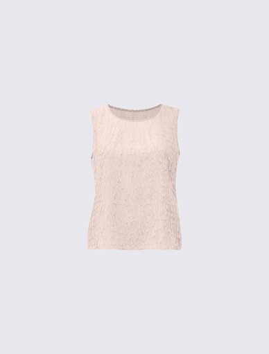 Fringed top Marella
