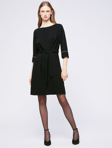 Lurex dress. Marella