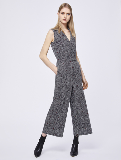 Patterned jumpsuit Marella