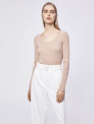 Pullover aus Lurex Marella