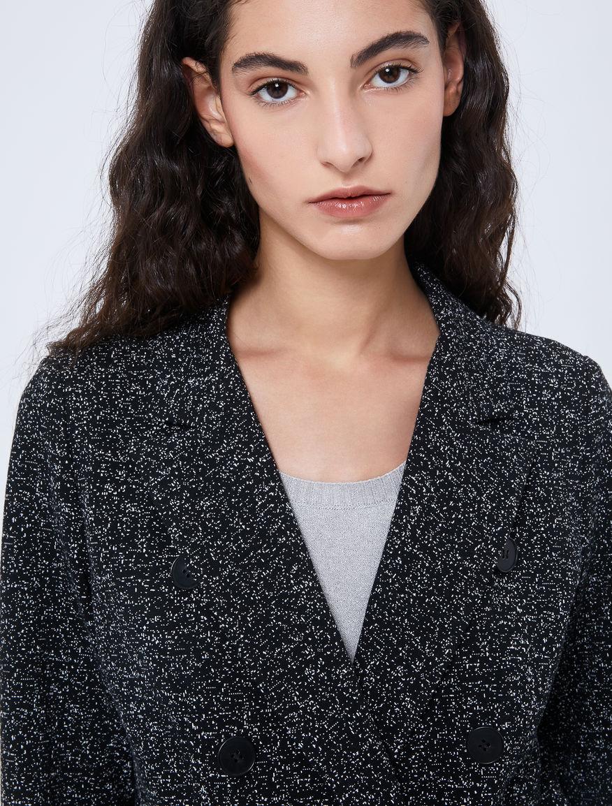 Double-breasted blazer Marella