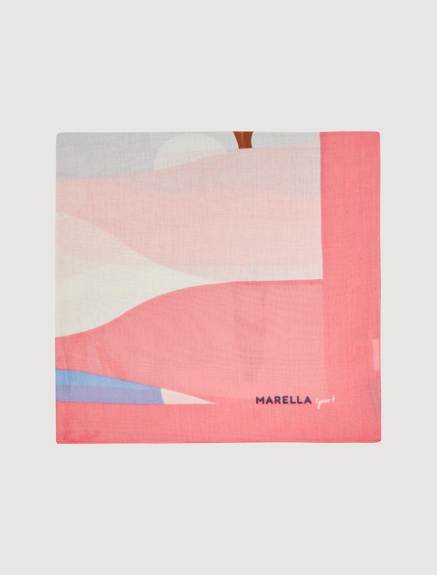 KENESHA SNEED x MARELLA scarf Marella