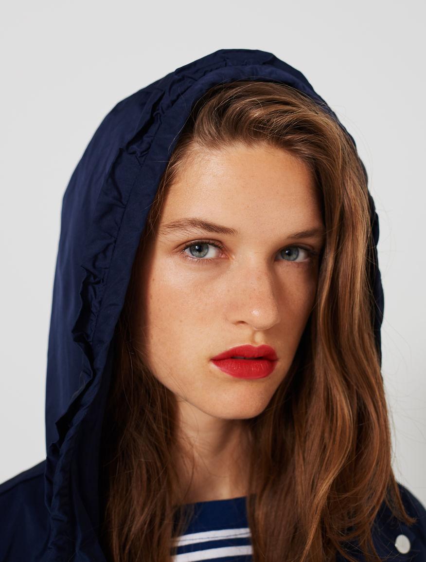 Hooded parka Marella