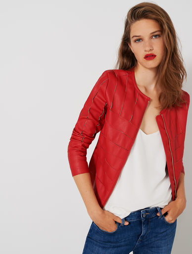 Intarsia jacket Marella