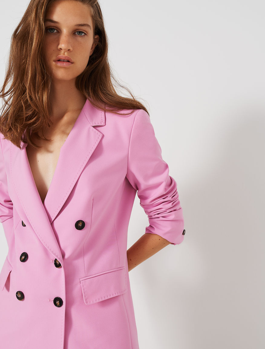 Double-breasted blazer Marella
