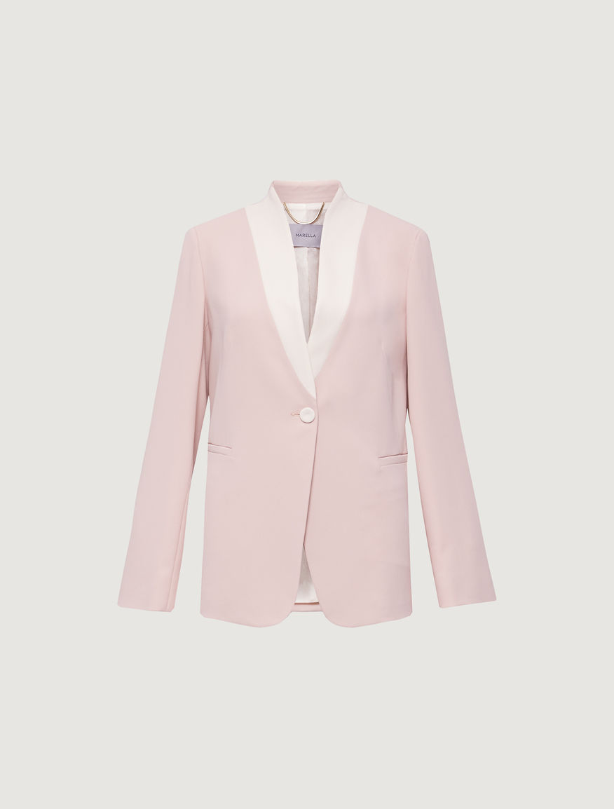 Tuxedo jacket Marella