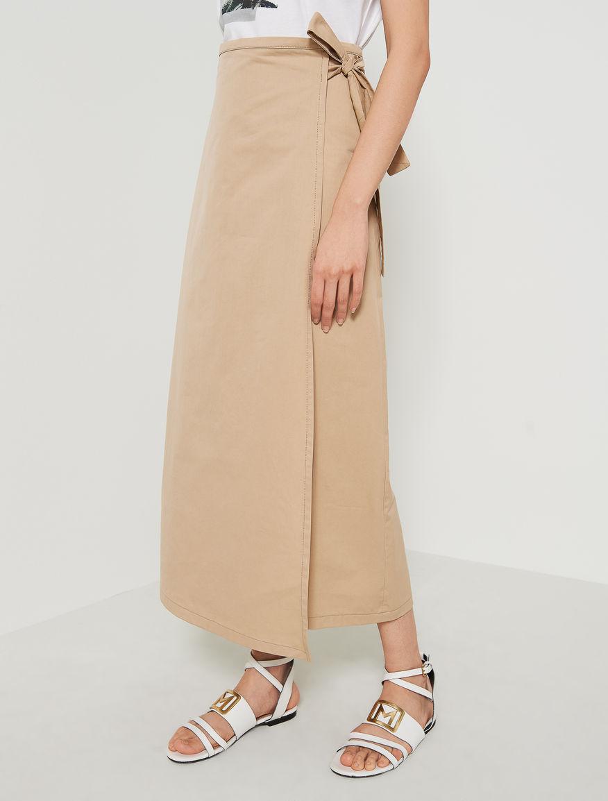 Wraparound skirt Marella