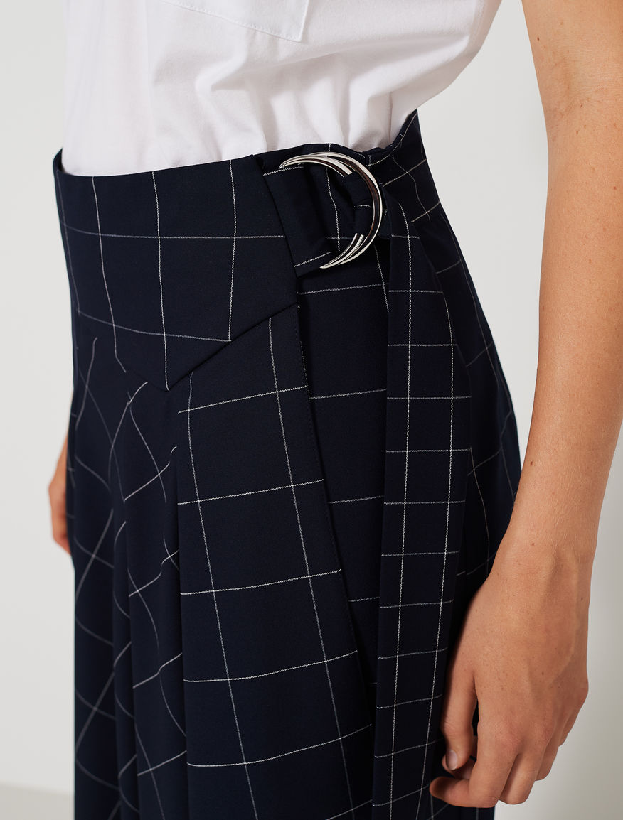 Asymmetric skirt Marella