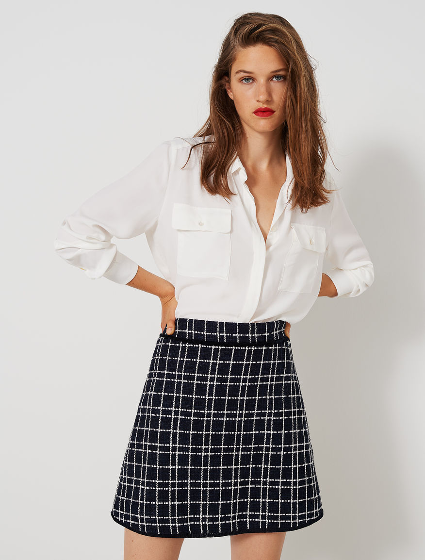 Basketweave skirt Marella