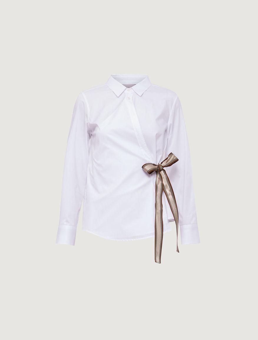 Camisa asimétrica Marella