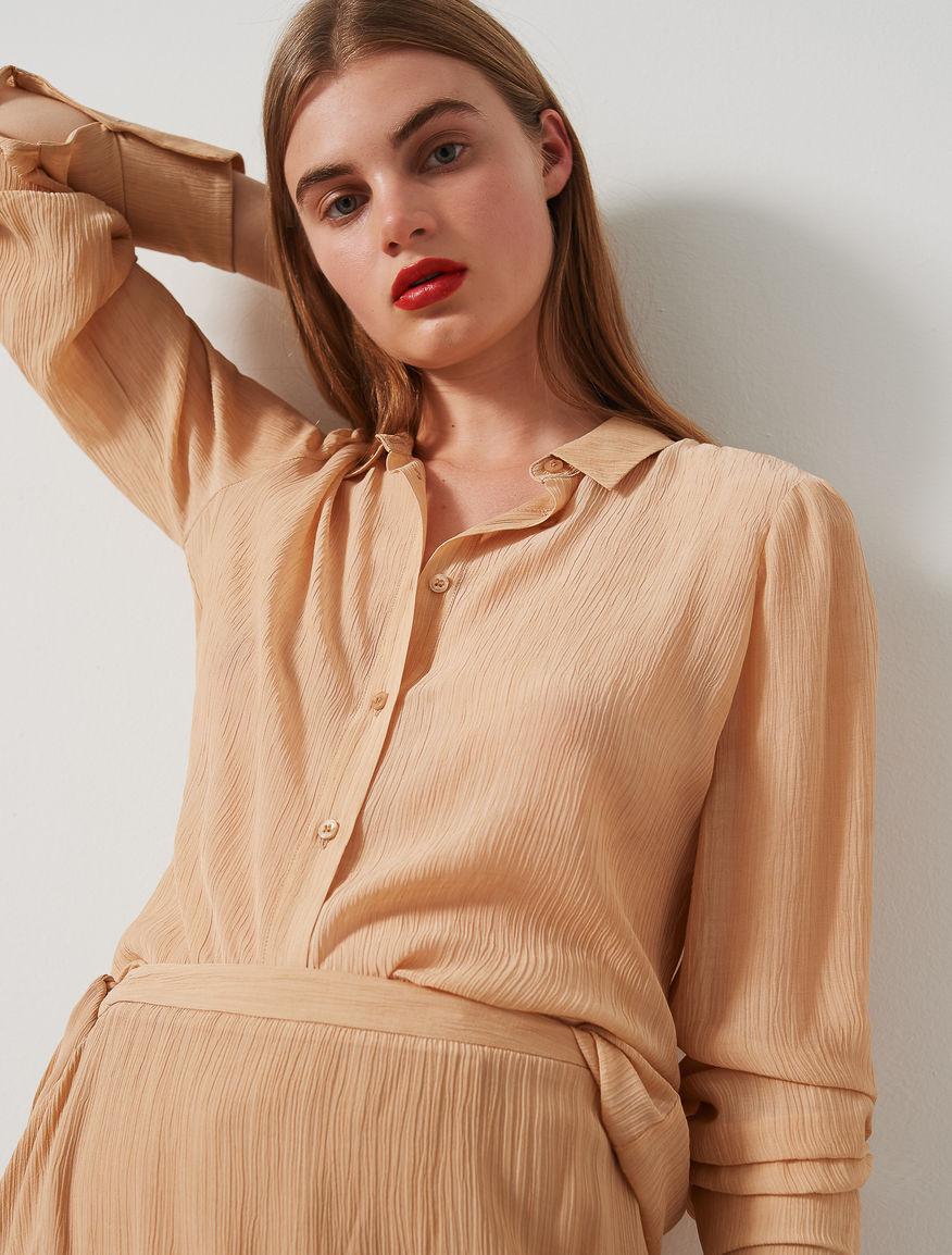 Silk blend shirt Marella