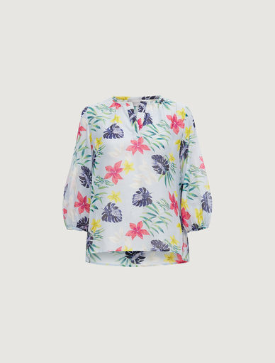Patterned blouse Marella