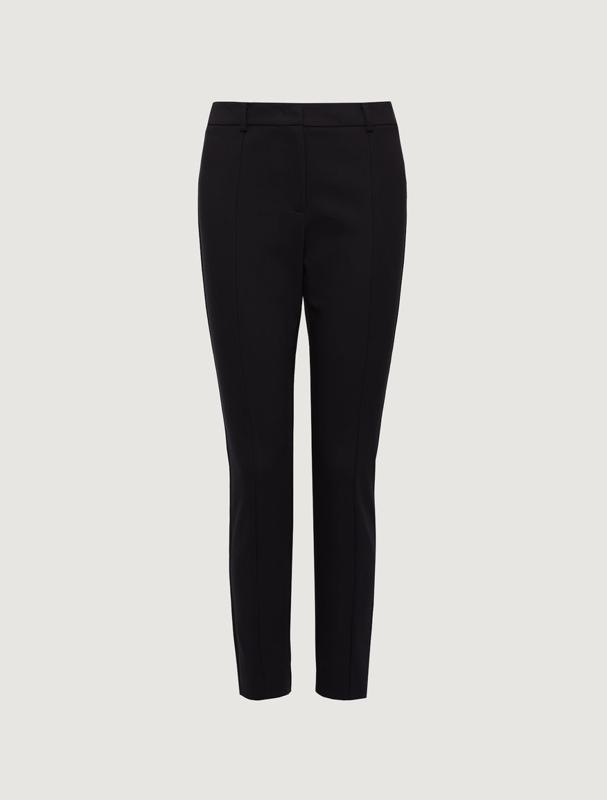 Skinny fit trousers Marella