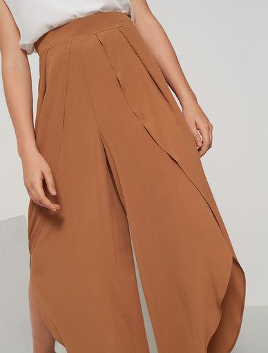 Pantalón de crepé Marella