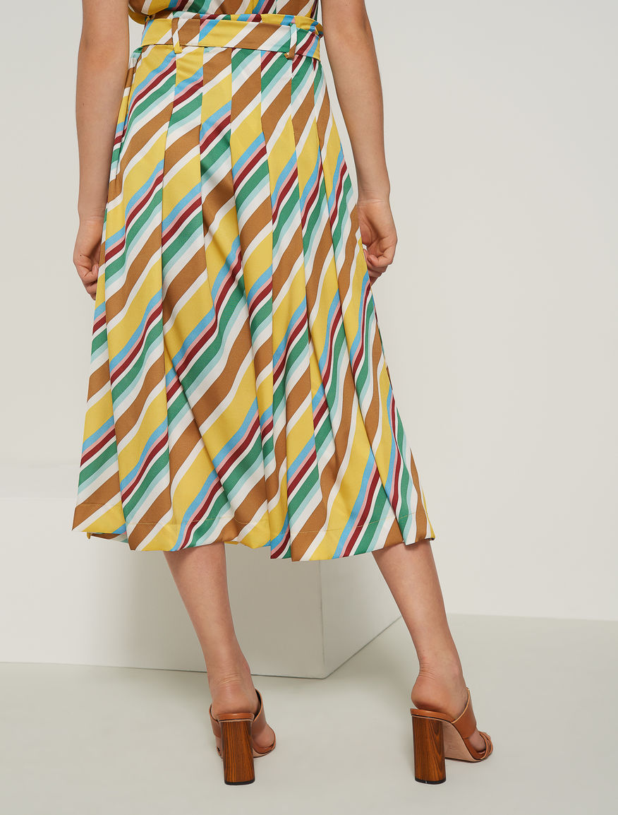 Patterned culottes Marella