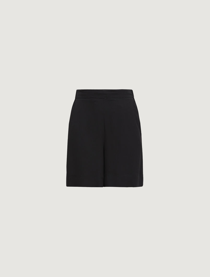 Shorts in crêpe Marella
