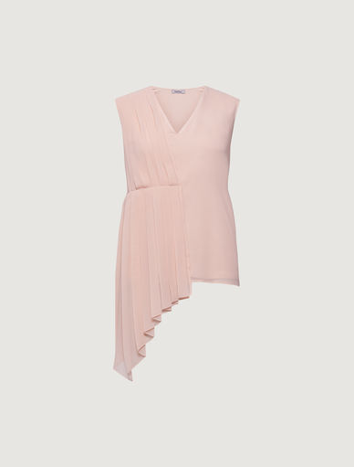 Pleated top Marella