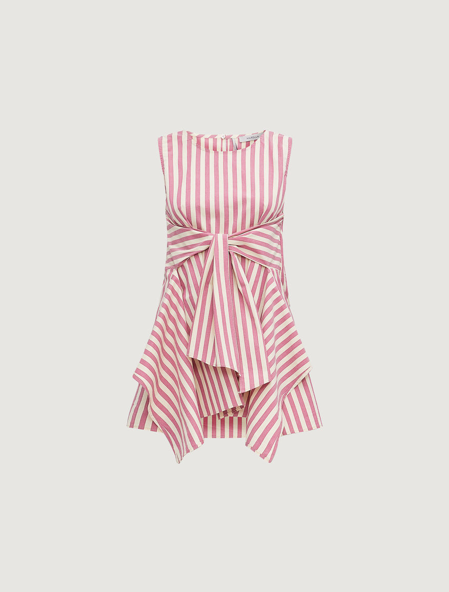Striped top Marella