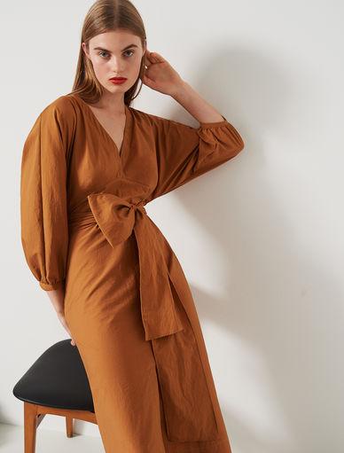 Vestido midi Marella