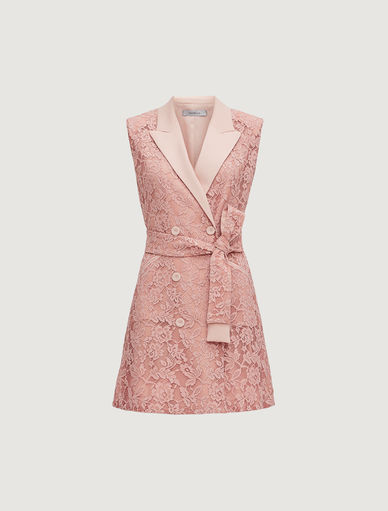 Lace jacket dress Marella