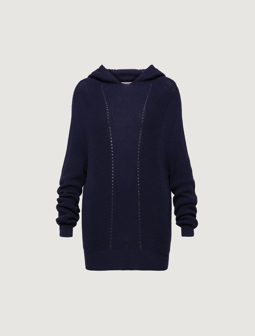 Jumper with hood Marella
