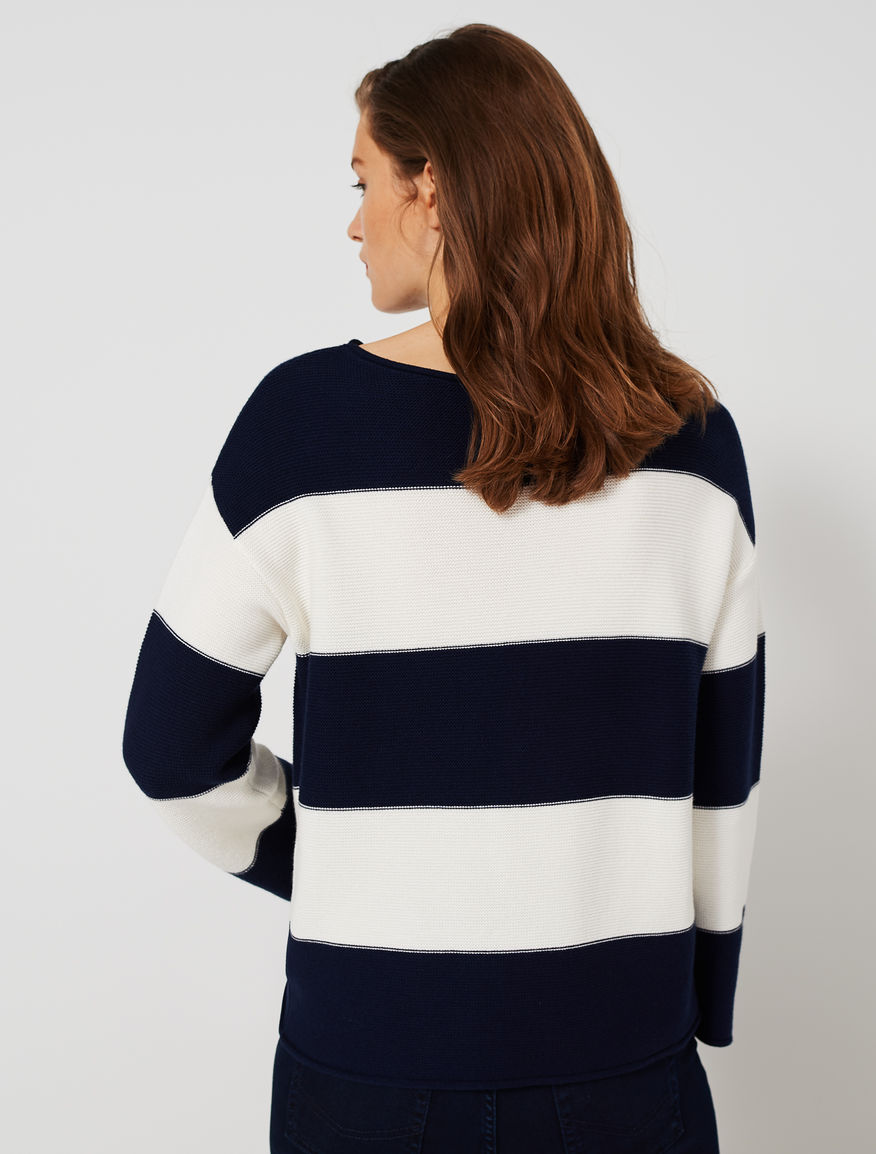 Cotton jumper Marella