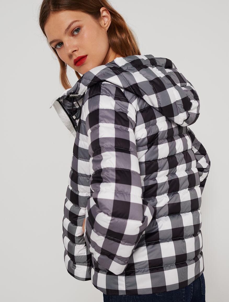Patterned padded jacket Marella