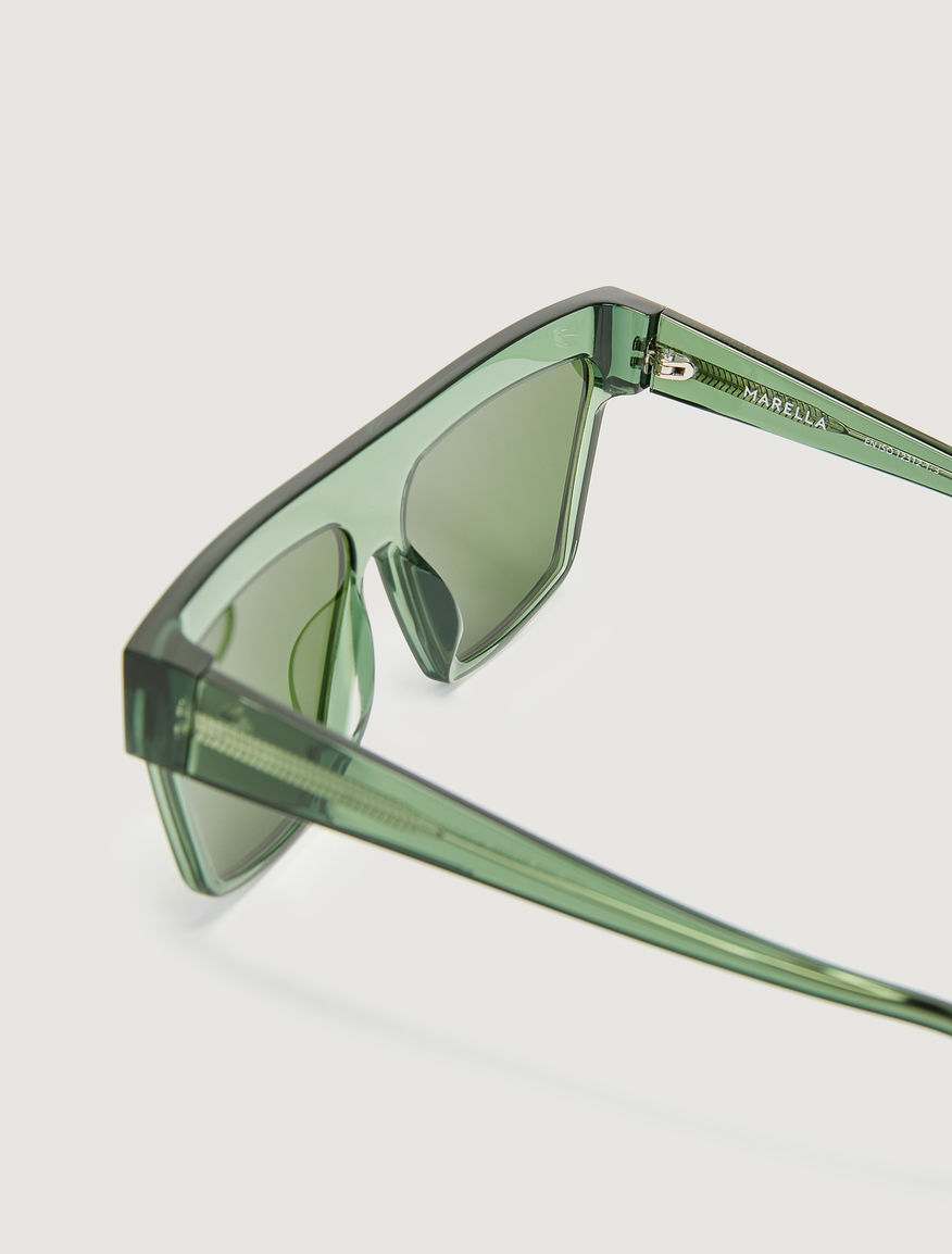 Mask-frame sunglasses Marella