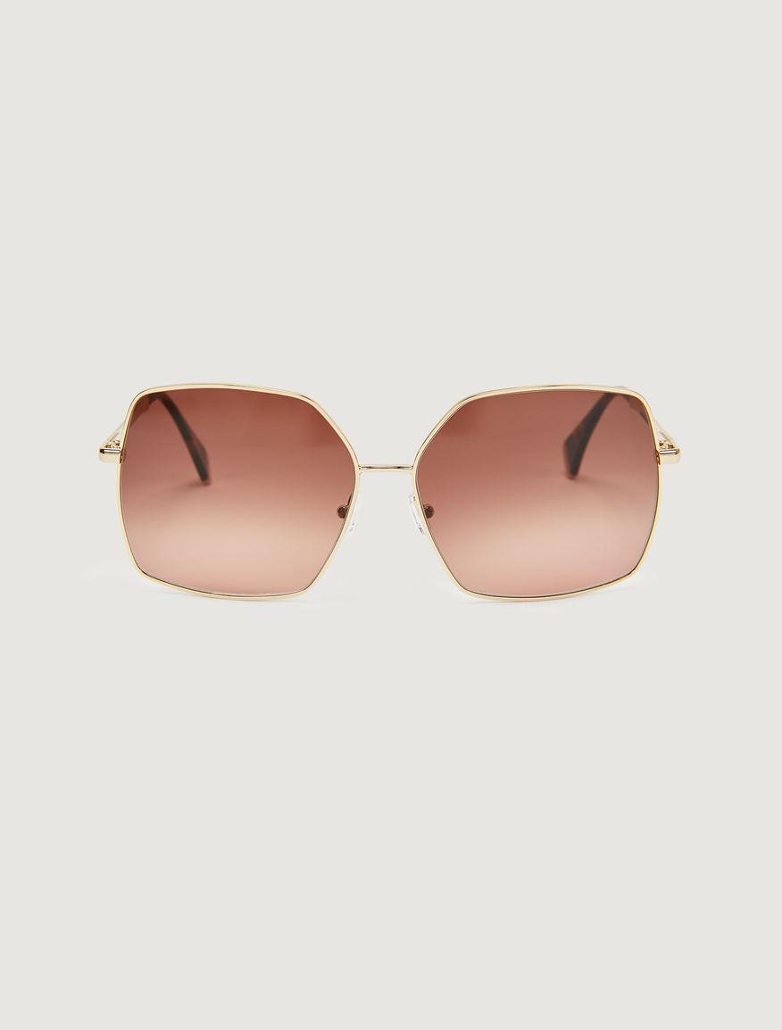 Occhiali da sole in metallo Marella