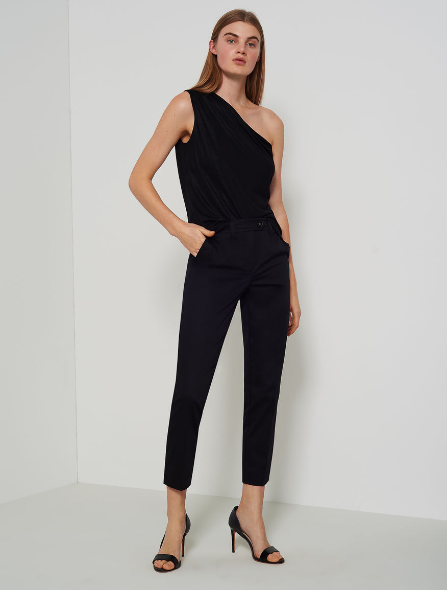 One-shoulder top Marella