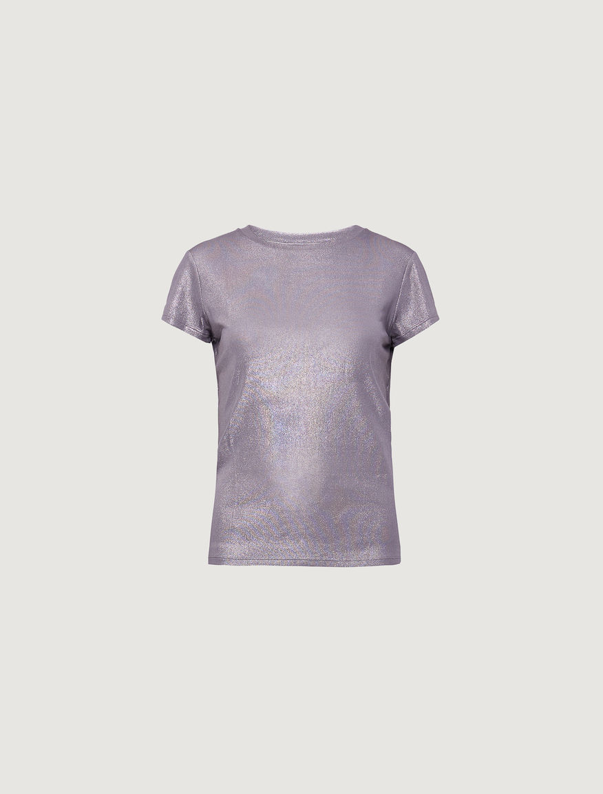 Laminated T-shirt Marella