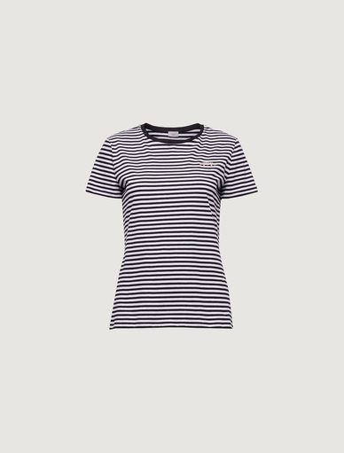 Striped T-shirt. Marella
