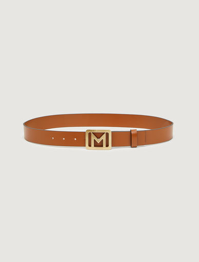 Cinturón con logotipo Marella