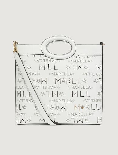 Bolso con logotipo Marella