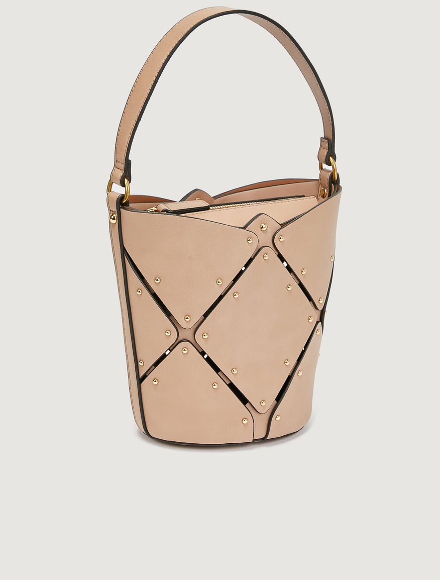 Studded bucket bag Marella