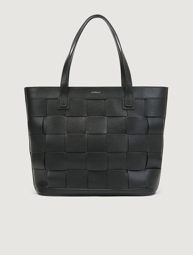 Woven shopper bag Marella