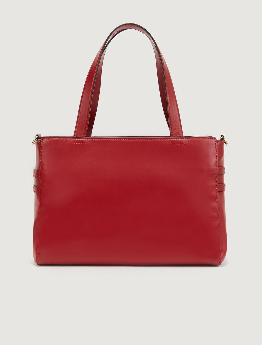 Leather bag Marella