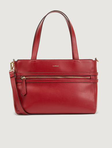 Leather bag Marella