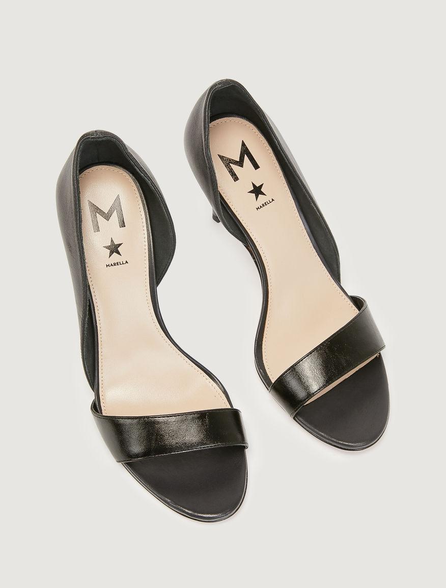 Leather courts Marella