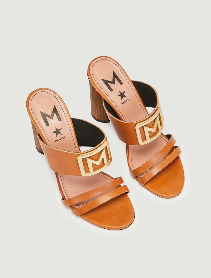 Sandali logati Marella