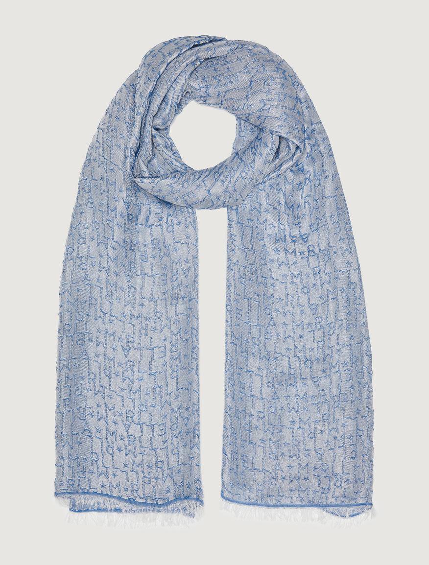 Branded scarf Marella