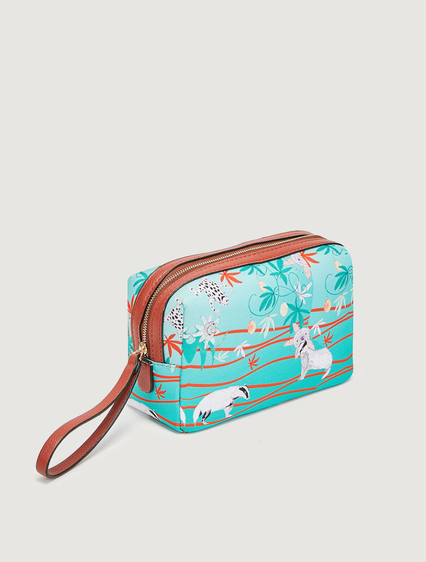 Patterned wash bag Marella