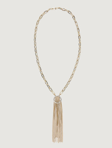 Nappa leather necklace Marella