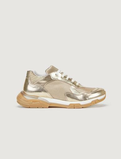 Sneakers laminados Marella
