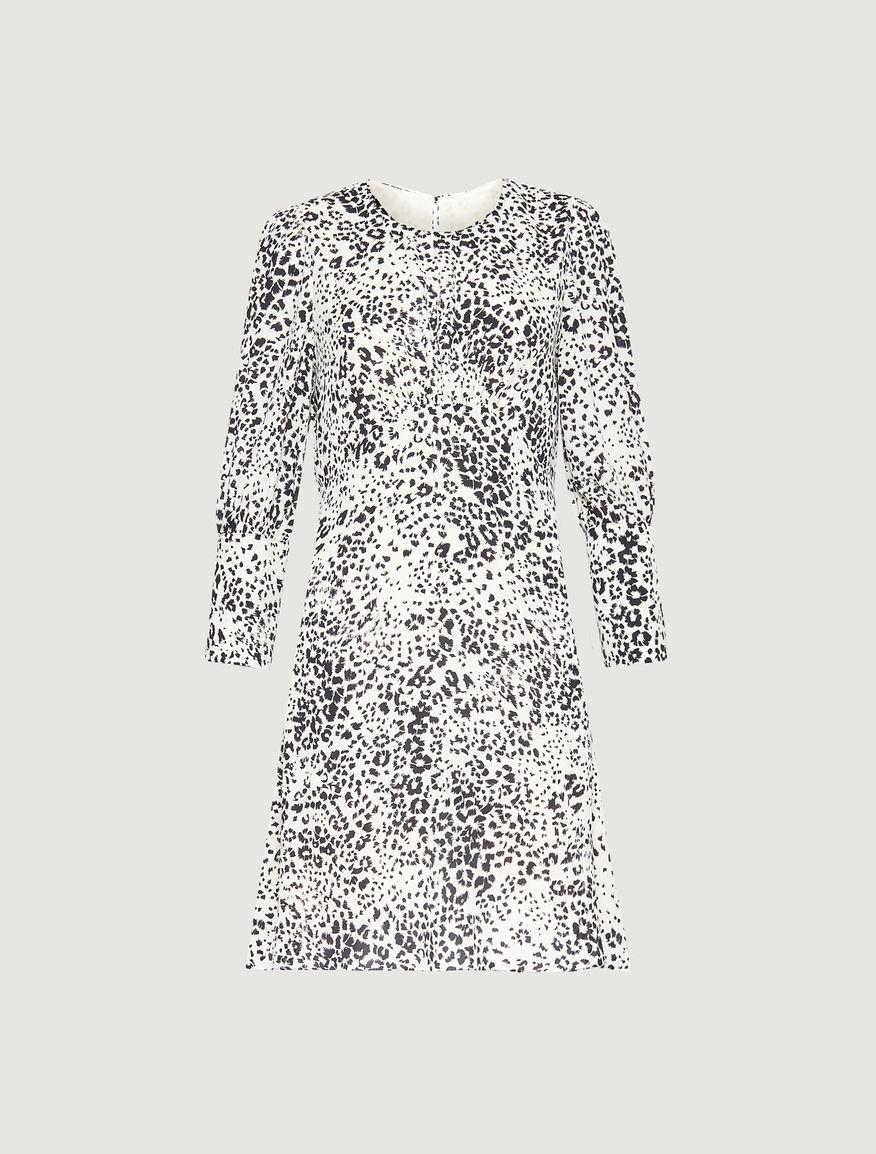 Animal-print dress Marella