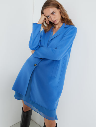 Cappotto in misto lana Marella