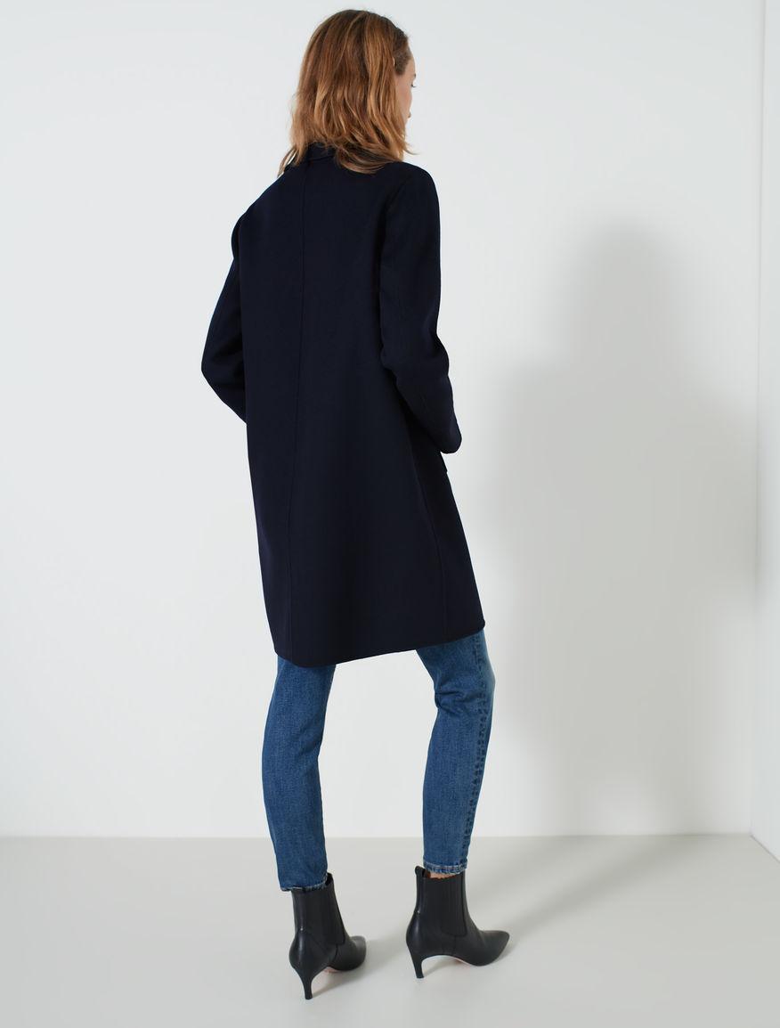 Wool blend coat Marella