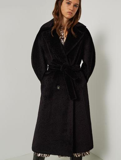 Cappotto in alpaca Marella
