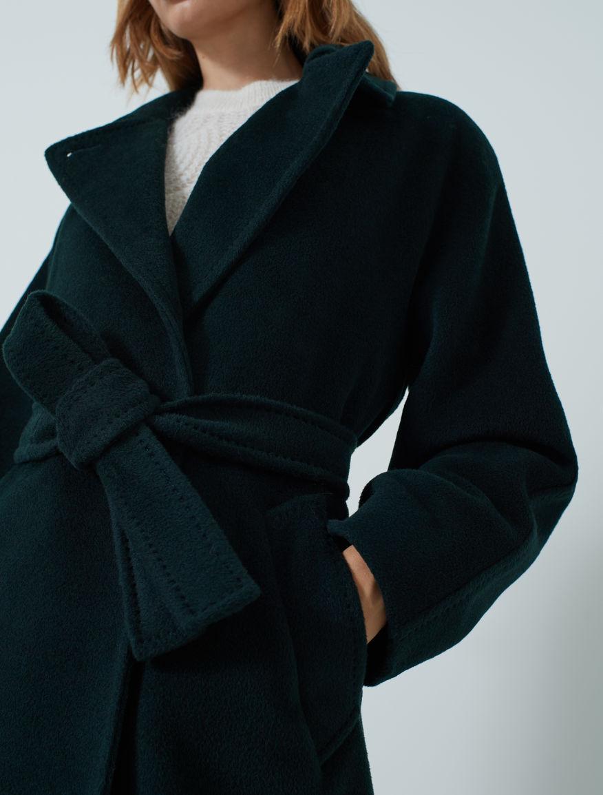 Manteau croisé Marella
