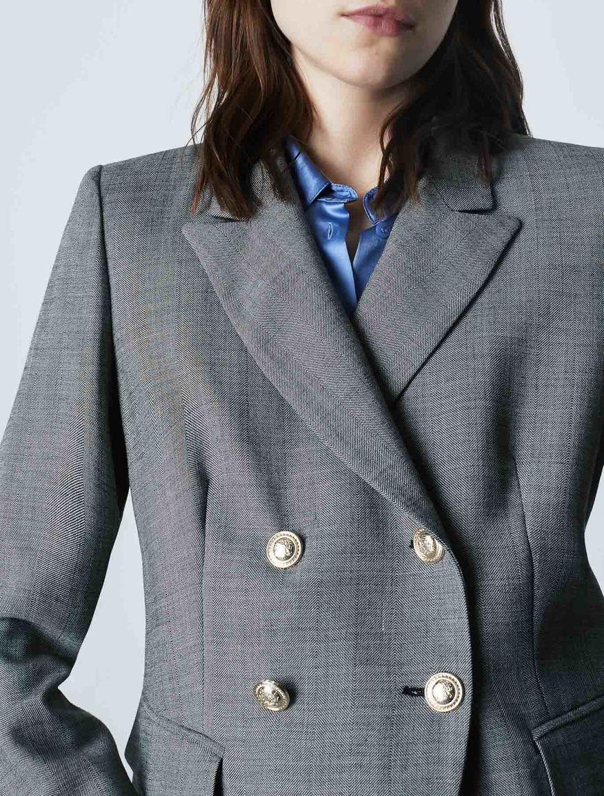 Wool blend blazer Marella